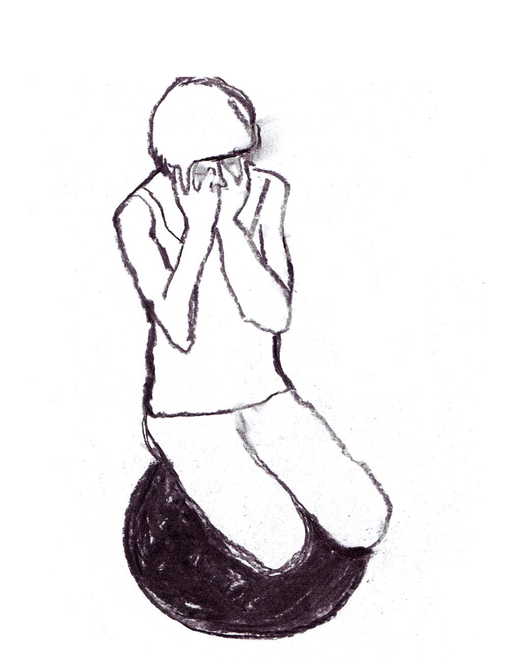 Illustration till folder