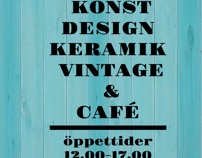Open Barn. Konst, Design & Vintage Marknad